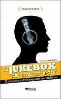 """""""portada del libro el jukebox del emprendedor"""""""
