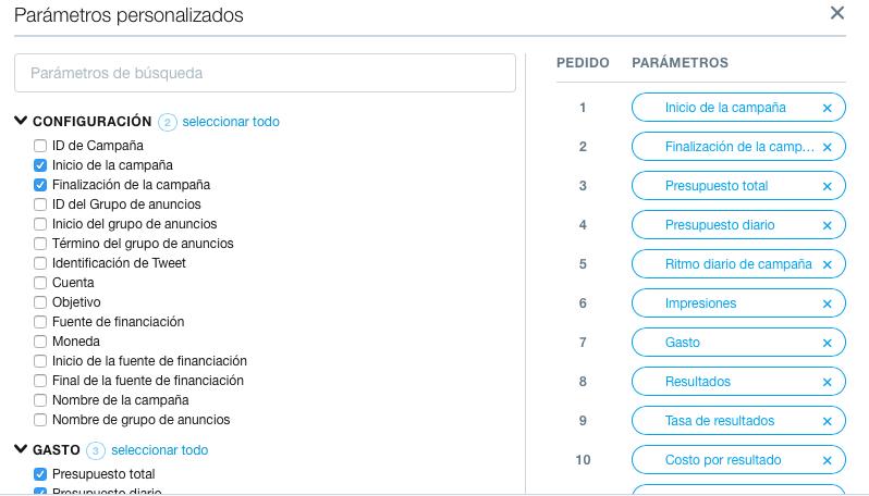 Monitorización en el Administrador de Anuncios de Twitter - otromarketing.es