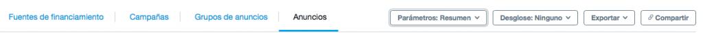 Niveles del Administrador de Anuncios de Twitter - otromarketing.es